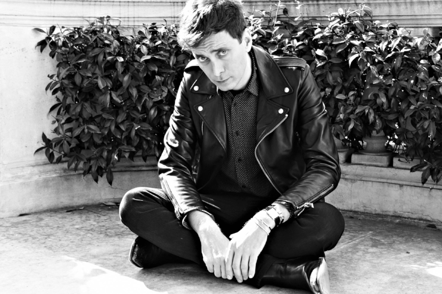 Hedi Slimane, Céline's new creative director.