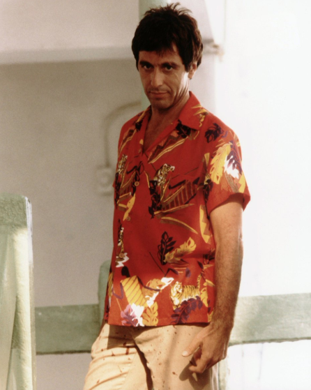 Al Pacino Summer Shirt